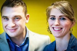 Herwin en Jojanneke